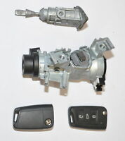 Schlosssatz Schließzylinder Schlüssel   Golf Sportsvan Original VW