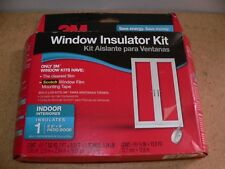 "New 3M Windows Insulator Kit 6'8""x9' Patio Door - For Indoor Interiores"