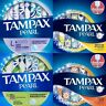 18ct Tampax Pearl Tampons w/ Leakguard - Choose Your Style - Buy More Save More!