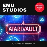 Atari Vault (PC) Steam Key Region Free
