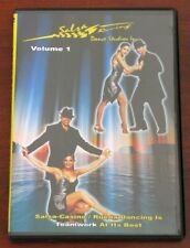 Salsa cubana rueda casino vol.1 UIUC + DVD baile rumbo demo henry herrera