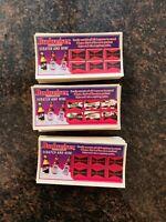 Lot Of 150 BUDWEISER Scratch-Off GAME CARD LOT Anheuser Busch BEER FUN