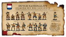 Firelock Games BNIB Blood and Plunder: Dutch Nationality Set FGD0049