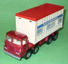Matchbox Superkings / K24 Scammell 'Bauknecht' Container Truck / German Issue