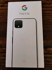 Brand New Pixel 4XL  Clearly White 64GB with 1 Year Warranty