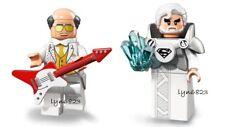 NEW ~ LEGO BATMAN MOVIE 71020 Series 2 ~ DISCO ALFRED PENNYWORTH + JOR EL