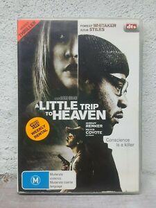A Little Trip To Heaven DVD Forrest Whittaker