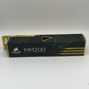 New Sealed Corsair MM200 Gaming Mouse Mat – Black - Small Edition