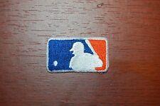 "New York Mets 1 5/8"" MLB Logo Patch Shield Blue/Orange Baseball"