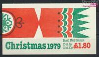 Großbritannien MH47 (kompl.Ausg.) postfrisch 1979 Elisabeth II. (9157993