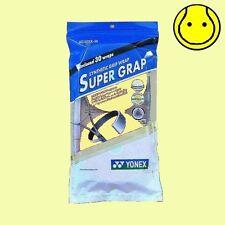 Yonex YELLOW SuperGrap Overgrip 30 Pack Tennis Grip