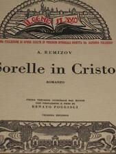 A.REMIZOV - SORELLE IN CRISTO 1930