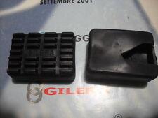 322421 N°1GOMMINO GILERA RV 125 NGR 250 PROTEZIONE LEVA PEDALE FRENO REAR BREAK