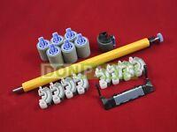 Maintenance Roller Kit for HP LaserJet 4000 4050 17pcs Pickup Separation Pad NEW