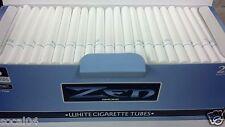 Zen White Cigarette Tubes (250)