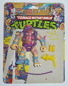 1990 TMNT Teenage Mutant Ninja Turtles figure Mutagen Man - complete