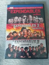 The Expendables 3 Film Collection (3-disc Set)