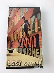 "Aggressive Inline VHS ""VG XVI"" VID 16 Rollerblade Vintage Brand New Skate"