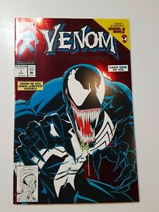 VENOM: LETHAL PROTECTOR #1 (Marvel, 1993)
