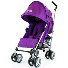 ZeTA Vooom Stroller - Plum Luxury Baby Pushchair