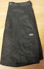 "Dickies WD834 Redhawk Cargo Shorts Black 30"""