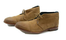 J SHOES Sacchetto Construction TORRE Mens Sz 11.5 Leather Laced Ankle Boots