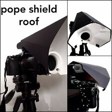 ROOF Custom Covering For Universal Camera Macro Flash Diffuser POPE SHIELD