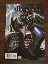 BATMAN ARKHAM KNIGHT GENESIS #2 DC COMICS VF (8.0)