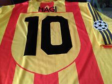 Hagi  10 Galatasaray Maglia shirt trikot maillot issue 1999 turkey e729d6758
