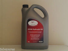 ISO 46 Hydraulic Oil 5Ltrs VG46 Meets DIN 51524 Part II