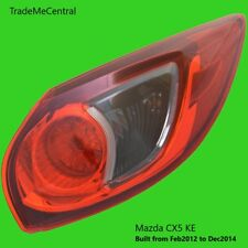 Mazda CX5 CX-5 KE Tail Light RH Outer Right Hand Driver Side 2012 2013 2014 New