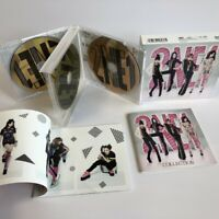 2NE1 COLLECTION JAPAN CD+2 DVD+Photobook w/OBI Free Shipping