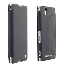 75822 Etui noir Krusell MALMO pour Sony Xperia T2 Ultra