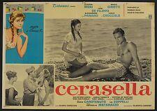 FOTOBUSTA 9, CERASELLA, MARIO GIROTTI-TERENCE HILL, A.PANARO, C.MORI, MATARAZZO
