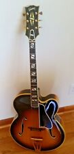 1968 Gibson Custom Super 400 S-400-C Sunburst Archtop Acoustic Guitar SN896158