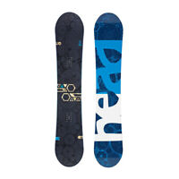 Snowboard All Montain Freestyle HEAD RUSH REVERSE CAMBA cm 156 Season 2017