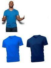 Hanes V-Neck Oversized T-Shirts for Men
