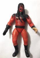 WWF KANE 1998 Jakks Pacific Vintage Wrestling Figure Double Sleeves