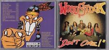 WOODSTOCK - DON'T CARE! CD 1993 HARD ROCK AUSTRIA RARE