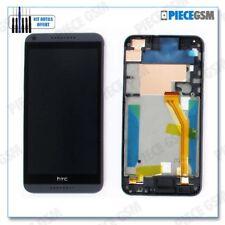 ECRAN LCD + VITRE TACTILE + FRAME  pour HTC DESIRE 816 NOIR + outils