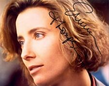 EMMA THOMPSON AUTOGRAPHED SIGNED 8X10 CLOSE UP WITH COA