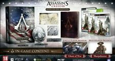 Assassin's Creed III Join or Die Edition (PS3) PlayStation 3 ULTRA RARE