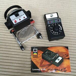 Durst Colorneg III HS Analyser + Durst Luxoneg III HS Exposure Meter Kit.