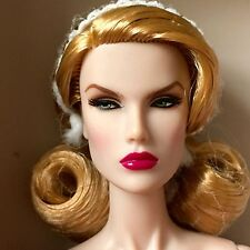 "FASHION ROYALTY CINEMATIC CONVENTION DIVA DASHA  12"" NUDE DOLL NEW"