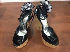 Bebe ladies size 8M high heels