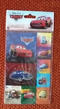 STICKERS AUTOCOLLANTS RELIEF CARS DISNEY NEUF