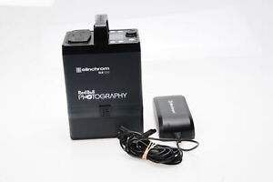Elinchrom ELB 1200 Power Pack w/Battery,Charger #127