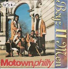 """BOYZ II MEN - Motownphilly  (ps) 7"""""""