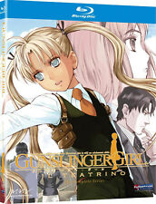 Gunslinger Girl Il Teatrino . Complete Series (Season 2) 15 Episodes . 2 Blu-ray