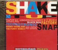 SHAKE IT UP - VARIOUS ARTISTS - EXTENDED MIXES - CD - NEW